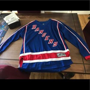 pretty nice 024c9 bec40 New York Rangers jersey (Size M) NHL shop